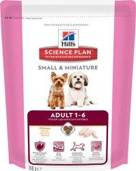 Сухой корм Hill's Science Plan Small & Miniature сухой корм для собак мелких и миниатюрных пород с курицей 6,5 кг