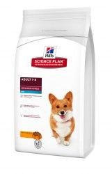 Сухой корм Hill's Science Plan Advanced Fitness сухой корм для собак мелких пород с курицей 2,5 кг