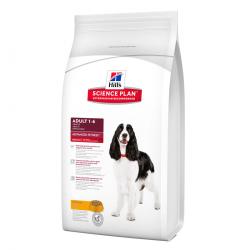 Сухой корм Hill's Science Plan Advanced Fitness сухой корм для собак средних пород с курицей 2,5 кг