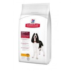 Сухой корм Hill's Science Plan Advanced Fitness сухой корм для собак средних пород с курицей 12 кг