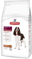 Сухой корм Hill's Science Plan Advanced Fitness сухой корм для собак средних пород ягненок с рисом 7,5 кг