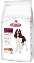 Сухой корм Hill's Science Plan Advanced Fitness сухой корм для собак средних пород ягненок с рисом 12 кг