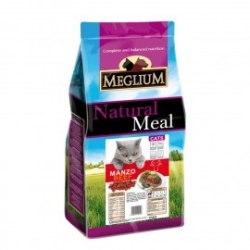 Сухой корм MEGLIUM Adult Beef 1,5 кг