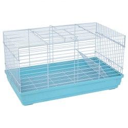 Клетка для мелких животных, эмаль, 58*32*32мм