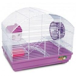 Клетка для мелких животных, эмаль, 455*315*370мм