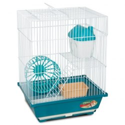 Клетка для мелких животных, эмаль, 300*230*390мм
