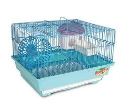 Клетка для мелких животных, эмаль, 345*280*240мм