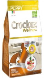 Сухой корм CROCKEX WELLNES MINI DOG Puppy Chicken & Rice 2 кг