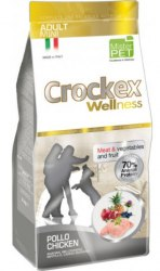 Сухой корм В НАЛИЧИИ CROCKEX WELLNES MINI DOG Chicken & Rice 2 кг