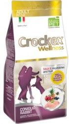 Сухой корм В НАЛИЧИИ CROCKEX WELLNES MINI DOG Adult Rabbit & Rice 2 кг