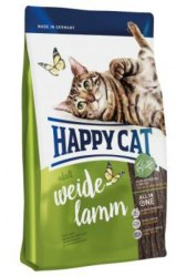 Сухой корм Happy Cat Supreme Adult (Ягненок с фермы) 4 кг