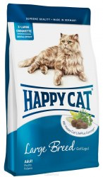 Сухой корм Happy Cat Adult Large Breed 4 кг