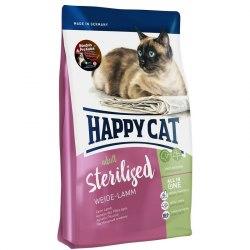Сухой корм Happy Cat Sterilised Weide-Lamm (ягненок) 10 кг