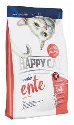 Сухой корм Happy Cat Sensitive Ente 4 кг