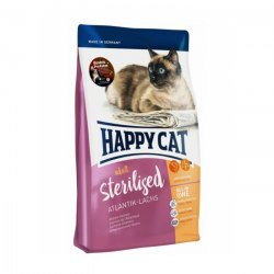 Сухой корм НА РАЗВЕС Happy Cat Sterilised Adult Atlantik-Lachs 1 кг