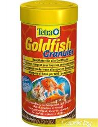 Корм Tetra Tetra Goldfish Granules 100ml- Основной корм в виде гранул д/всех видов золотых рыбок и др.холодноводных рыб