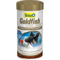 Корм Tetra Goldfish Gold Japan 250ml- Основной корм в виде гранул-шариков для всех золотых рыбок и др. холодноводных рыб
