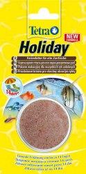 Корм Tetra Holiday 30g - корм д/всех видов декоративных рыб на время отпуска (до 14 дней)