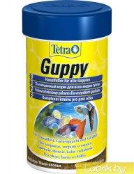 Корм Tetra Guppy 100ml- Основной корм д/всех видов Гуппи