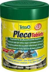 Корм Tetra PlecoTablets 120 Tb - Таблетированный корм для травоядных донных рыб