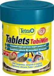 Корм Tetra Tablets TabiMin 120 Tablets/ Полноценный корм для донных рыб