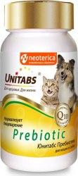 Витамины Unitabs Prebiotic для кошек и собак
