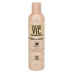 Шампунь Doctor VIC с протеинами шелка для длинношерстных собак, 250 мл