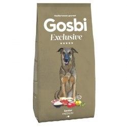 Сухой корм Gosbi EXCLUSIVE SENIOR MEDIUM 12 кг