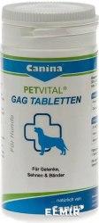 Кормовая добавка Canina Petvital GAG 180 таб.