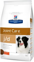 Сухой корм Hill's Prescription Diet j/d Joint Care с курицей 12 кг
