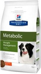 Сухой корм Hill's Prescription Diet Metabolic Weight Management с курицей для собак 4 кг
