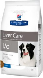 Сухой корм Hill's Prescription Diet l/d Liver Care для собак 5 кг