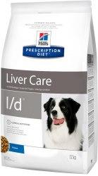 Сухой корм Hill's Prescription Diet l/d Liver Care для собак 12 кг
