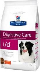 Сухой корм Hill's Prescription Diet i/d Digestive Care для собак курицей 12 кг