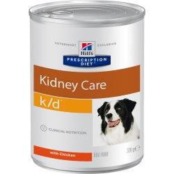Влажный корм Hill's Prescription Diet k/d Kidney Care 370 г