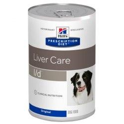 Влажный корм Hill's Prescription Diet l/d Liver Care 370 г