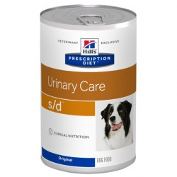 Влажный корм Hill's Prescription Diet s/d Urinary Care 370 г