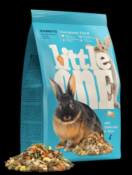 Корм Little one для кроликов, 400г