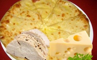 Курица и сыр