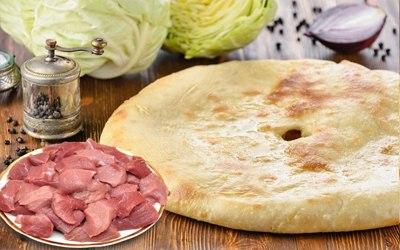 Мясо и капуста
