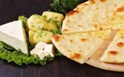 Картошка и сыр