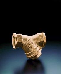 "Сетчатый патрон Oventrop Ду50, 2""ВР, PN16, бронза, размер ячеек 0.6 мм"