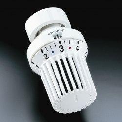 """Термостат """"Uni XH"""" Oventrop 7-28 C, 0 * 1-5, жидким чувствительным элементом, белый"""