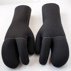 Перчатки трьохпальцеві 7мм Власне виробництво