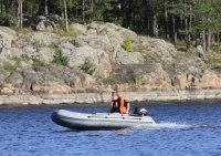 Лодка Посейдон Викинг 340 LS