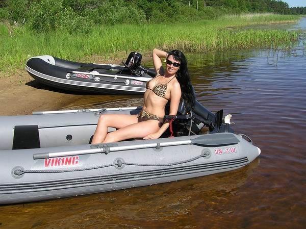 лодки пвх викинг каталог и цены