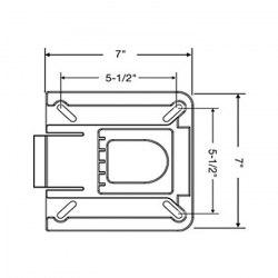 Съемный переходник для сидений 1100115