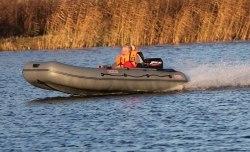 Моторная лодка Посейдон Викинг 360 LS