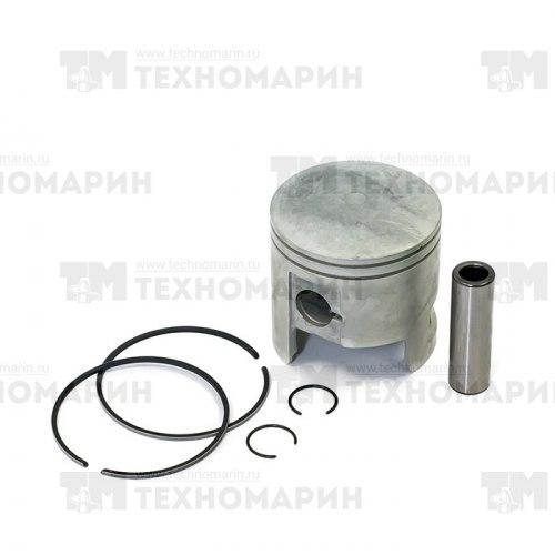 Поршневой комплект Yamaha 40 66T-11631-00