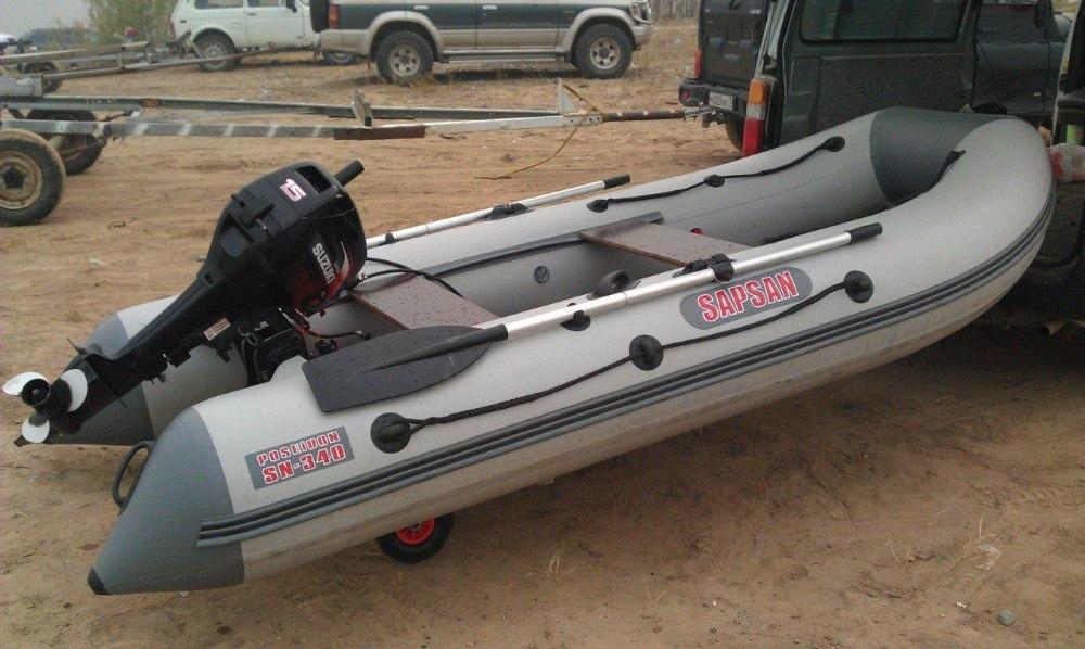 какой движок нужен пользу кого лодки поливинилхлоридный  4 метра